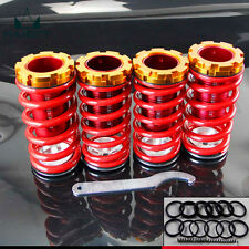 Aluminum Scaled Lowering Suspension Coilover Coil Springs For Honda Civic 88-00