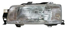 New Replacement Headlight Assembly LH / FOR 1988-92 TOYOTA COROLLA SEDAN & WAGON