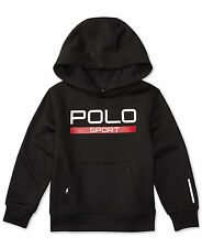 NWT Ralph Lauren Polo Sport Boys Fleece Hoodie Sweatshirt