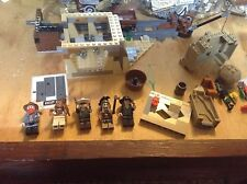 MAY 2013 LEGO LONE RANGER 79110 SILVER MINE SHOOTOUT *RETIRED, 100% Complete