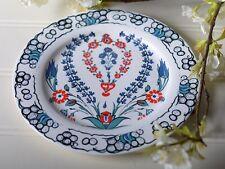 V&A IZNIK Hyacinth FINE CHINA SIDE PLATE