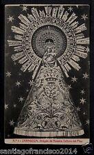 1512.-ZARAGOZA -No.1-Imagen de Nuestra Señora del Pilar