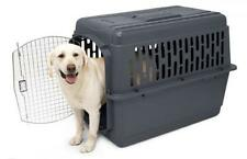 Petmate Pet Porter Dog Carrier Crate Dark Gray X-Large Airline Travel Approved