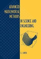 Advanced Mathematical Methods in Science and Engineering, Hayek, S.I., Good Book
