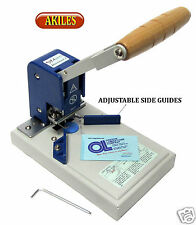 Akiles Diamond-1 Gentle Touch Corner Rounder with 1/4 Radius 6mm Blade Die (New)