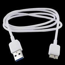Mobile Phone Data Transfer Charger USB 3.0 Cable for Samsung Galaxy S5 Note 3
