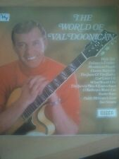 "THE WORLD OF VAL DOONICAN 12"" LP"