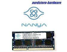 NANYA 4GB 2Rx8 PC3-12800S-11-10-F2 1600 NT4GC64B8HG0NS-DI  SO-DIMM |Notebook-RAM