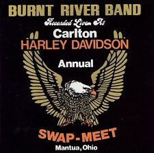 CD BURNT RIVER BAND US-Southern Blues Biker Rock 1981