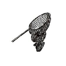Fishing Net UNMOUNTED rubber stamp #14