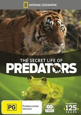 National Geographic: Secret Life of Predators NEW R4 DVD
