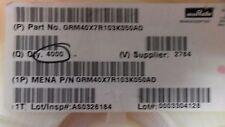 (4000 PER LOT) CERAMIC CAPACITOR .01uF / 10nP 50V 10% X7R 0805