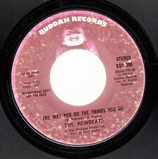 Hear! Northern Soul Promo 45 The Newbeats - The Way You Do The Things You Do / S