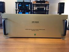 AUDIO RESEARCH D76 TUBE AMPLIFIER GOLD FACE PLATE -EXCELLENT CONDITION-