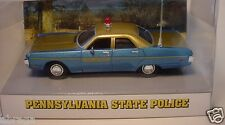 Pennsylvania State Police Trooper 1972 Plymouth Fury WHITE ROSE