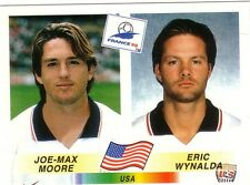 1998 France '98 Panini Football Soccer World Cup #415 MOORE / ERIC WYNALDA