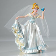 Disney Showcase Couture de Force CINDERELLA Bridal Wedding Figurine