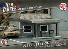 PETROL STATION - TEAM YANKEE - BB193 - 15mm - WW3 - SENT 1ST CLASS - WARGAMING