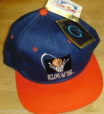 Cleveland Cavaliers hat Vintage Snapback RARE 90s Mark Price Cavs hat DS w/ TAGS