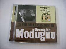 DOMENICO MODUGNO - LE PIU' BELLE CANZONI - CD SIGILLATO 2005