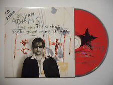 BRYAN ADAMS : THE ONLY THINGS THAT LOOKS GOOD ON ... ♦ CD SINGLE PORT GRATUIT ♦