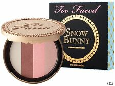 TOO FACED Snow Bunny Luminous Bronzer ~ New In Box!