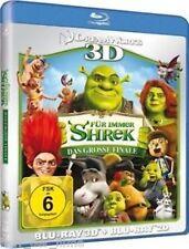 SHREK 4, Für immer Shrek (Blu-ray 3D + Blu-ray Disc) NEU+OVP