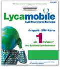 NEU+20 x Lycamobile Lyca Prepaid Simkarte+2,50€ Startguthaben Kostenlos Versand