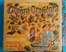 Creepy Crawlers Thingmaker By Mattel 1964