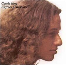 Rhymes & Reasons by Carole King (CD, Legacy)