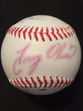 Tony Oliva Juan Berenguer Twins Tony Williams Viking Signed Official ML Baseball