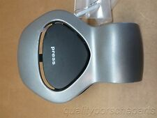 07 Boxster RWD Porsche 987 Gray TOP LATCH front roof pull handle 86,854