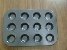 12 cup Mini  Muffin/Cup cake/ Tart mold Nonstick Pan Tray
