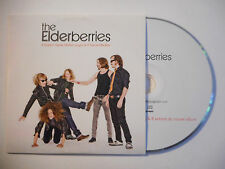 THE ELDERBERRIES : IT DOESN'T REALLY MATTER ♦ CD SINGLE PORT GRATUIT ♦
