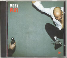 Moby - Play CD Virgin Italy