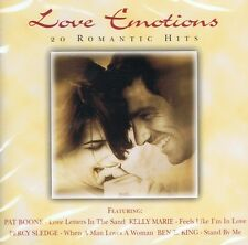Love Emotions - 20 Romantic Hits - CD NEU Anita Ward Odyssey Sandy Posey Boone