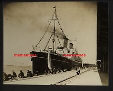 SS Empress of France Canadian Pacific Med Cruise Canada 1926 Photos in Album