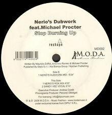 NERIO'S DUBWORK - Stop Burning Up, Feat. Michael Procter - M.O.D.A