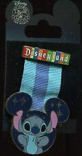 DLR Stitch Medal Disney Pin 53210