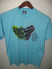 Orange County Wheelmen OCW 1992 Bicycle Tour Of The Canyons Race USA T Shirt Lg