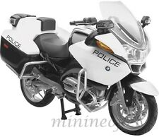 NEW RAY 43153 BMW R1200 RT-P MOTORCYCLE BIKE 1/12 POLICE