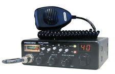 CB RADIO MOBILE PRESIDENT WALKER ASC TRANSCEIVER MULTI-STANDARD 40CH FM AM EU UK