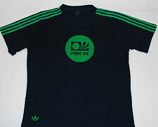 WEST GERMANY 74 ADIDAS ORIGINALS FOOTBALL SHIRT (SIZE L)