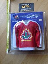 Hockey Mini Jersey TEAM CANADA 1979 Brand New Sealed