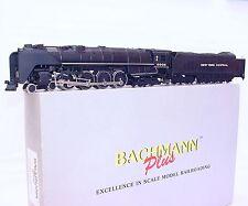 Bachmann HO 1:87 USA NIAGARA 4-8-4 STEAM LOCOMOTIVE New York Central + Smoke MIB