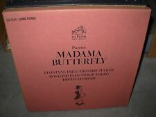 LEINSDORF / PRICE / PUCCINI madama butterfly ( classical ) box rca