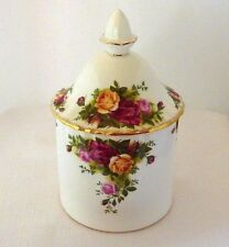 Royal Albert Old Country Roses Bone China Canister