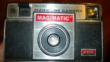 Vintage MAGIMATIC MAGICUBE CAMERA X50 126 made in USA