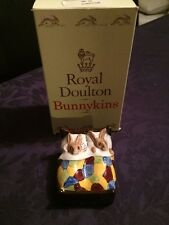 Royal Doulton Bunnykins DB15 Sleepytime Boxed