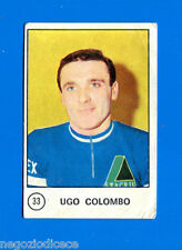 CICLOSPORT - Folgore 1967 -Figurina-Sticker n. 33 - UGO COLOMBO -New